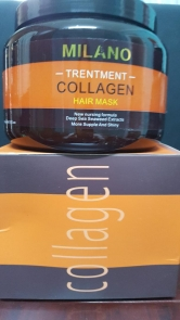 DẦU HẤP TREATMENT COLLAGEN MILANO 850ML